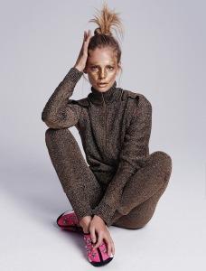 Marloes Horst By Jasper Abels For Glamour Netherlands September 2015 (1)